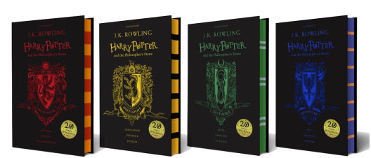 House-editions-of-Philosopher's-Stone---all-four-hardbacks_0