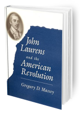 John Laurens Cover