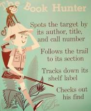 book hunter poster