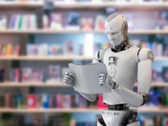 Robot Book 1018377352