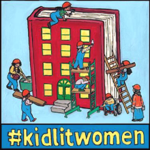 kidlitwomen Credit should be Illustration by Grace Lin