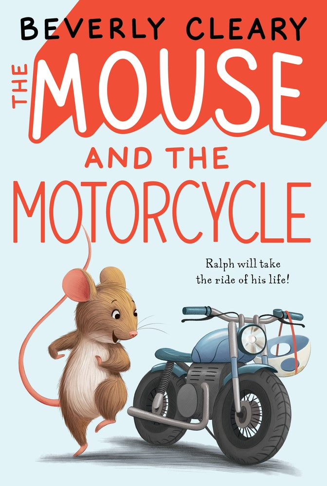 Mouse and the Motorcycle Cover